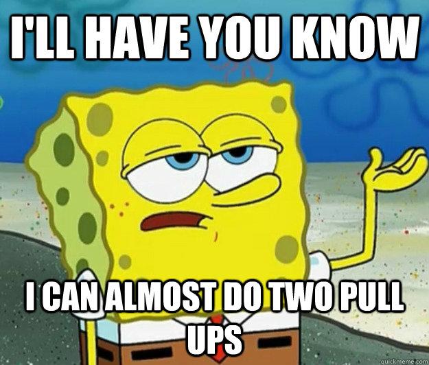 Pull-ups 101