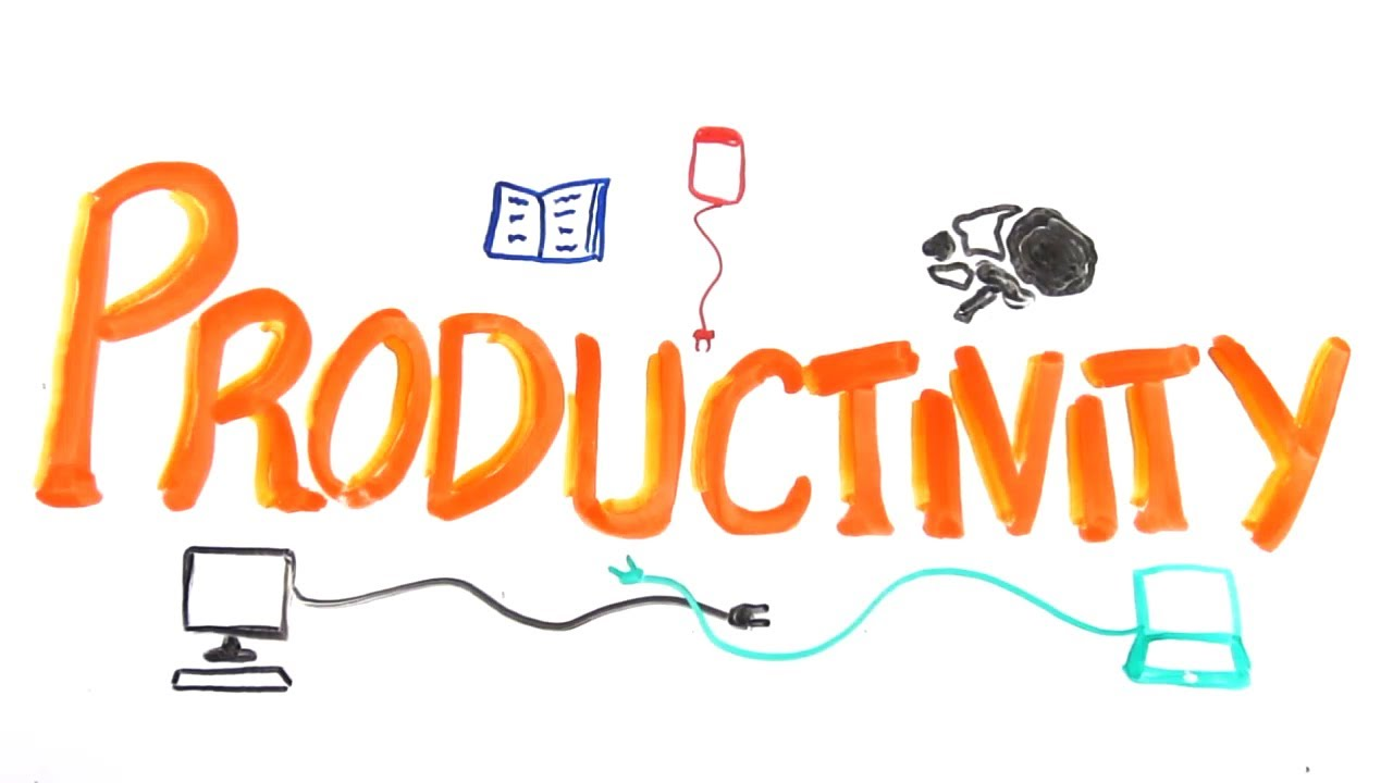 Productivity!!!