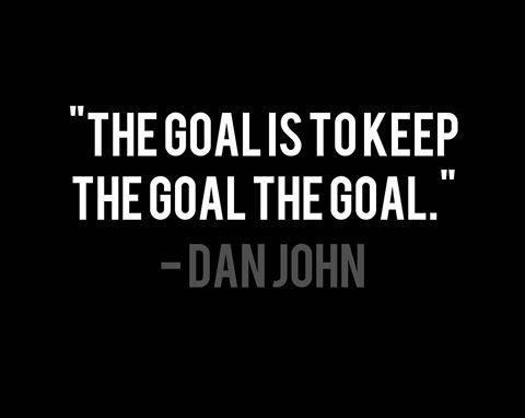 Goal Setting!!!